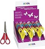Heyda 2048084 Universalschere / Kinderbastelschere 13 cm rund)