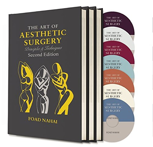 The Art of Aesthetic Surgery: Principles and Techniques, Three Volume Set, Second Edition