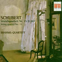Quartet String 15 by F. Schubert (1997-10-21)