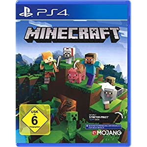 Minecraft – Bedrock [PlayStation 4]
