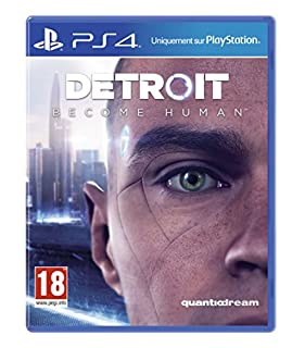 Detroit: Become Human (B01H1REVJ0) | Amazon price tracker / tracking, Amazon price history charts, Amazon price watches, Amazon price drop alerts
