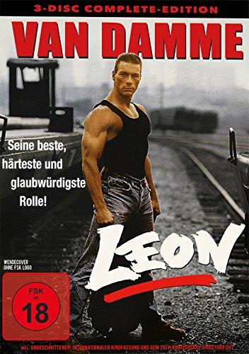 Leon - Complete Edition [3 DVDs]