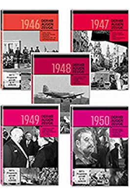 Sparangebot - Der Augenzeuge 1946 - 1950