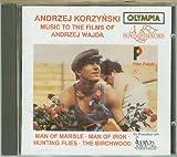 Andrzej Korzynski: Music to the films of Andrzej Wajda [SOUNDTRACK] (1998-03-02)