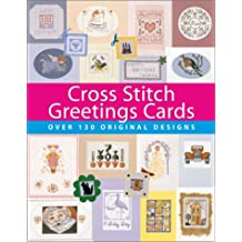 Cross Stitch Greetings Cards
