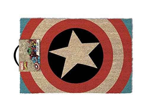 lasgo-captain-america-zerbino-shield-materiale-sintetico-multicolore-60x40x2-cm