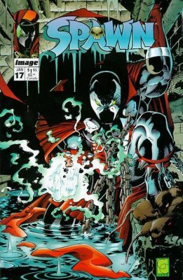 Spawn Issue 17 January 1994 Reflections Part Two