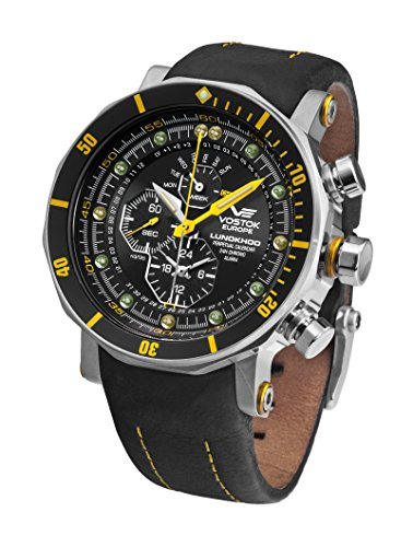 Vostok Europe Lunokhod-2 Multifunctional YM86/620A505