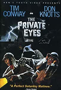 The Private Eyes [Import USA Zone 1]