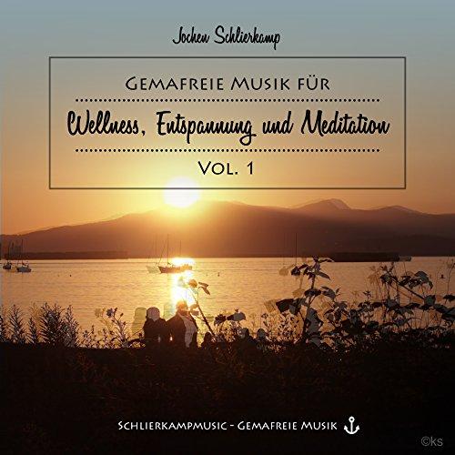 Gemafreie Musik für Wellness, Entspannung und Meditation Vol. 1 - inkl. unbegrenzte Beschallungslizenz und Lizenzdokument (Amazon Special-Edition) (Gema-freie Musik-cd)
