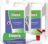 ENVIRA Bettwanzen-Schutz 2x2Ltr+500ml