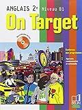 Anglais 2e Niveau B1 On Target (1CD audio)