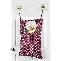 Bolsa para la ropa sucia Dreamered, de tela, para colgar, ideal para armarios