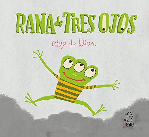 Rana de Tres Ojos (Monstruo Rosa) por Olga de Dios Ruiz
