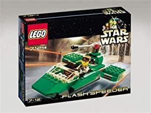Lego Star Wars Flash Speeder 7124