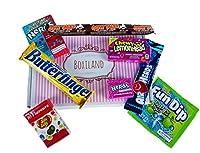 Amerikanische Süßigkeiten Set - Box - Paket | Candy Mix | USA Geschenk mit verschiedenen Sweets aus Amerika / Staaten