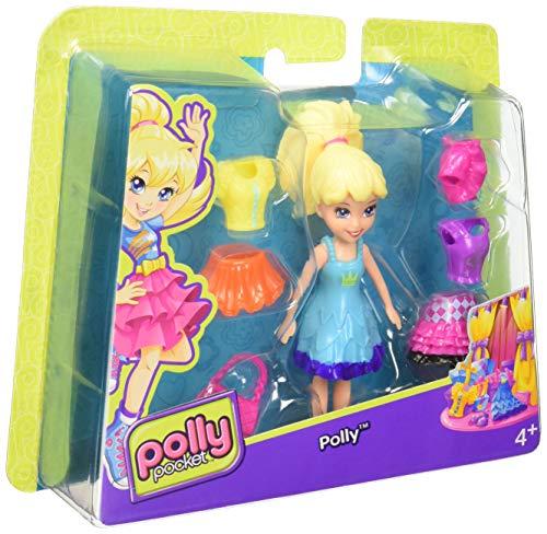 Mattel CGJ02 - Polly Pocket Mode Set Lila