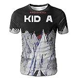 Photo de atopking T-Shirts Hommes-Drôle Radiohead Enfant Un Blanc par atopking