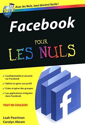 Facebook Poche Pour les Nuls par Carolyn ABRAM