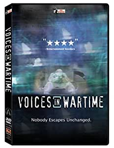 Voices in Wartime [DVD] [2005] [Region 1] [US Import] [NTSC]