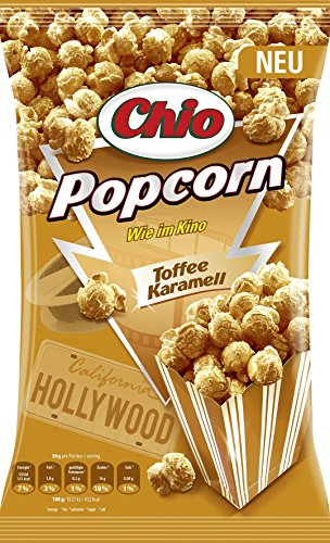 Chio Popcorn Toffee Karamell, 6er Pack