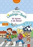 Klett Mein großes Lieblings-Buch Ich komme in die Schule! - Vorschule ab 5: Erste Zahlen, logisches Denken, Schwungübungen, erstes Schreiben (Mein Lieblings-Block)