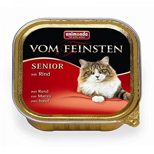 Animonda Vom Feinsten - Senior Rind - 32x100 gr.