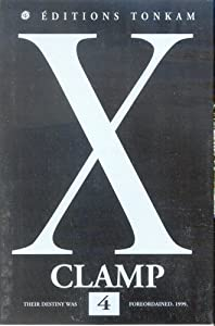X Edition simple Tome 4