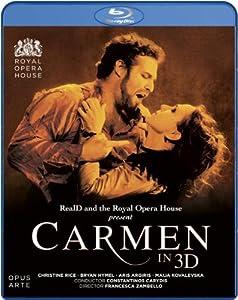 Bizet Carmen In 3d Blu-ray 2011 from OPUS ARTE