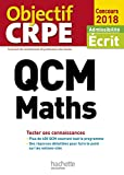 QCM CRPE Maths