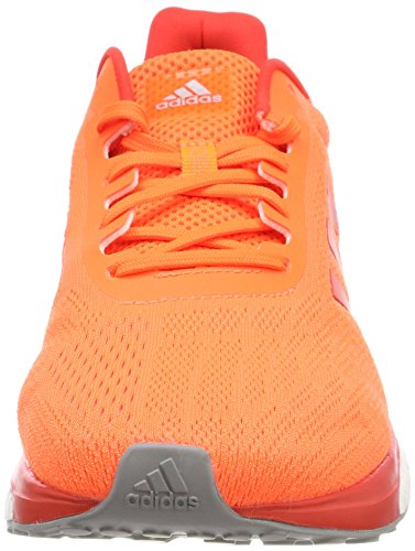adidas Response, Scarpe da Running Uomo Rosso (Solar Orange/hi-res Red/footwear White)