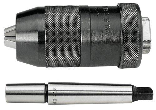 WABECO Schnellspann-Bohrfutter Set Spannweite 3-16 mm mit Bohrfutteraufnahme MK2