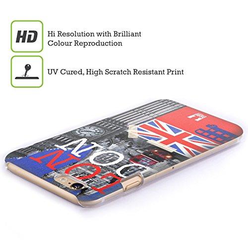 Head Case Designs Occhio Icone Dellantico Egitto Cover Retro Rigida per Apple iPhone 7 Plus / 8 Plus Tower Bridge