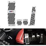ICT Ronix Pedal sportpedale Tapones Pedal reposapiés Juego de pedales Pedales para BMW E46E90E87E92E93X1