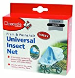 Clippasafe Universal Insect Net Black