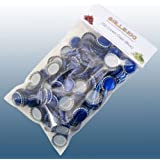 Home Brew - Balliihoo® Pack Of 250 Crown Bottle Caps - Blue