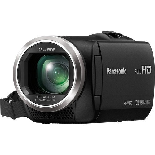 Panasonic HC-V180 Full HD Camcorder Video camera