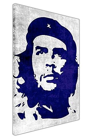 Révolutionnaire Cubain - Iconic Che Guevara Toile mur Art Photos