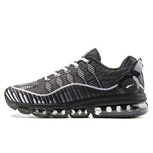 ONEMIX Men's And Women's Lightweight Air Cushion Sport Running Sneakers Trainers Athletic...