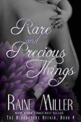 Rare and Precious Things: The Blackstone Affair, Book 4 (English Edition)