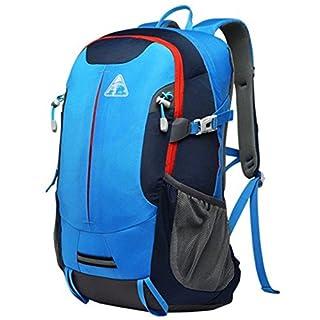 Kimlee Altai 30 Wanderrucksack mit Rückenbelüftung für Damen und Herren, 30 Liter, Blau