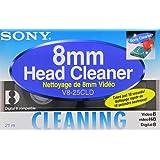 Sony 8mm/Hi8/Digital8 Camcorder Cleaner Tape
