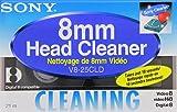 Sony V825CLD - Cinta limpiadora, 8 mm