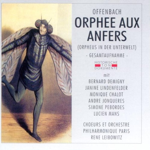 Orphee Aux Enfers [Import allemand]