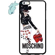 Para carcasa iPhone 6/6S Plus para, Moschino planeswalker logo iPhone 6 Plus/13.97 cm para hard plastic case