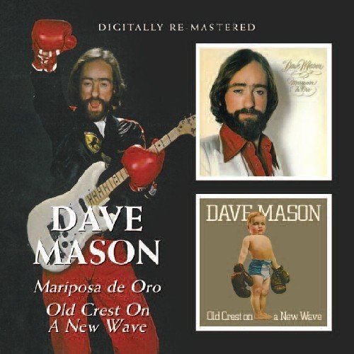 Mariposa de Oro/Old Crest on a New Wave (Mason Dave Remastered)