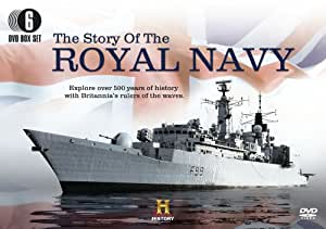 The Story Of The Royal Navy (6 Disc) [DVD]