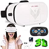 MobiDoc VR MAX Virtual Reality 3D Google CardBoard for ALL Mobile Phone with Bluetooth Controler/Gamepad
