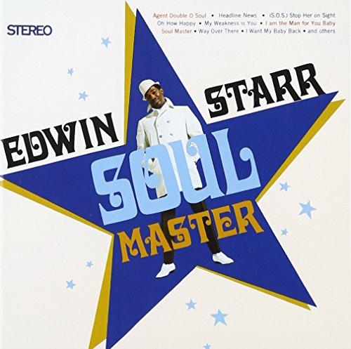 Master Edwin Starr-soul (Soul Master [Bonus Track])