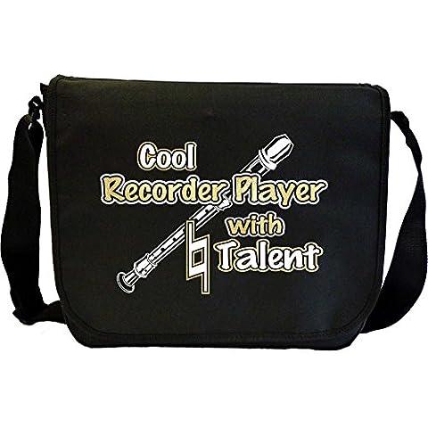 Recorder Cool Natural Talent - Sheet Music Document Bag Borsa